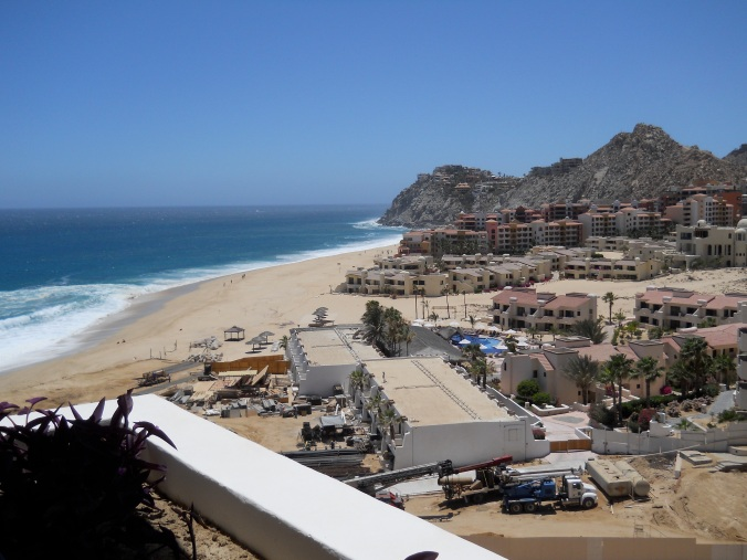 Cabo San Lucas, Mexico in April