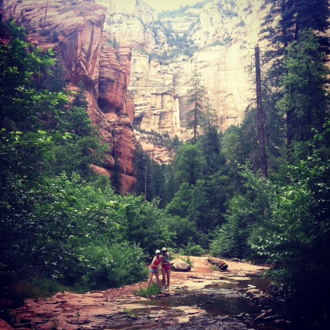 ^^Sedona hike--unbelievable.