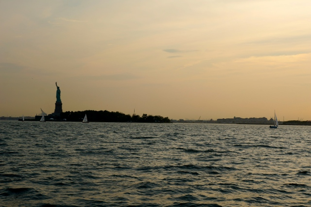^^Peak-a-boo Statue of Liberty.