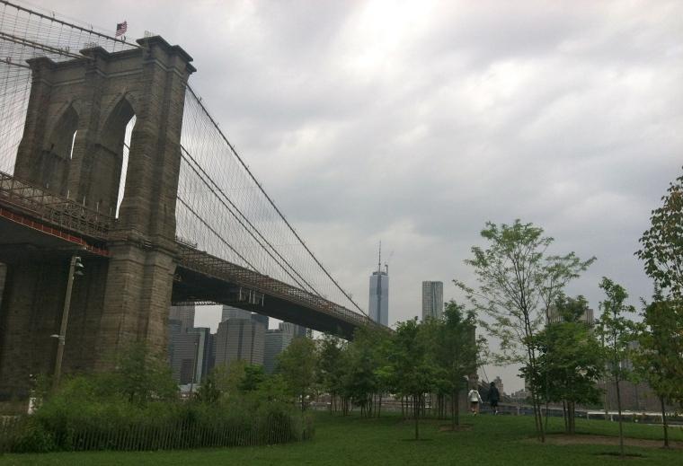 ^^Hello Brooklyn Bridge!