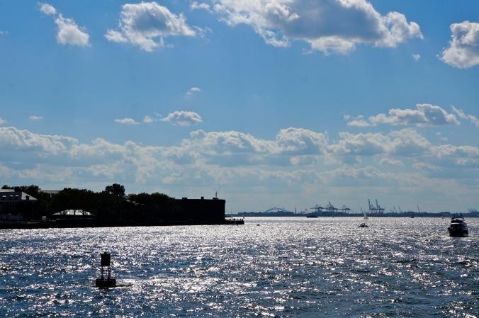 ^^Buh-bye Governors Island ... see ya next year!