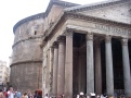 The Parthenon, Rome, Italy