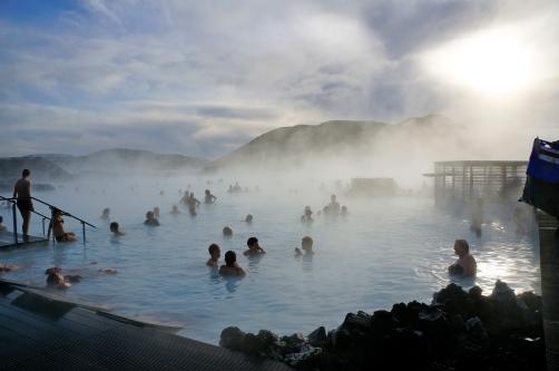 Blue Lagoon, Iceland