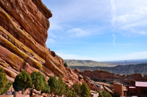 Red Rocks, Colorado