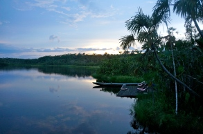The Ecuadorian Amazon