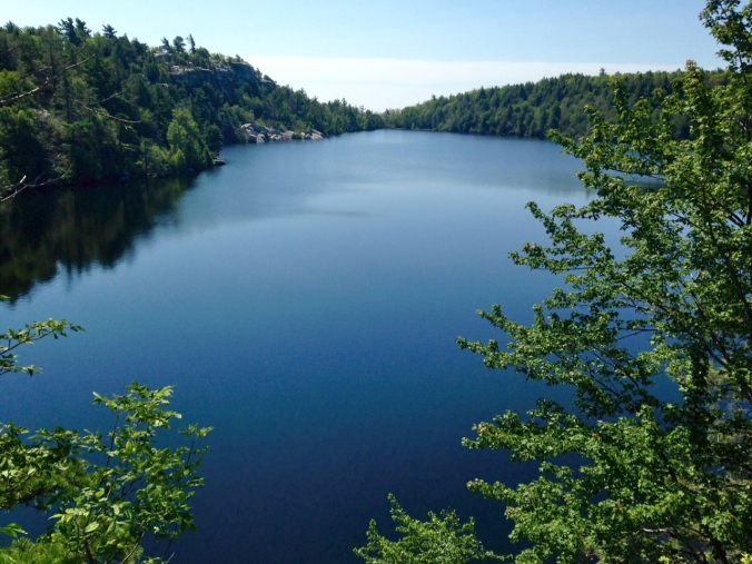 Lake Minnewaska, A Glorious Summer Escape in Upstate New York