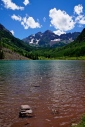 Maroon Bells, Colorado