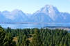 Jackson Lake, Wyoming