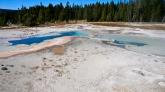 Geyser Basin, Yellowstone National Park