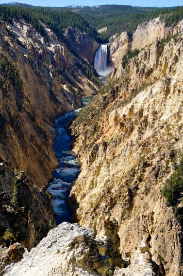 Upper Falls, Yellowstone National Park