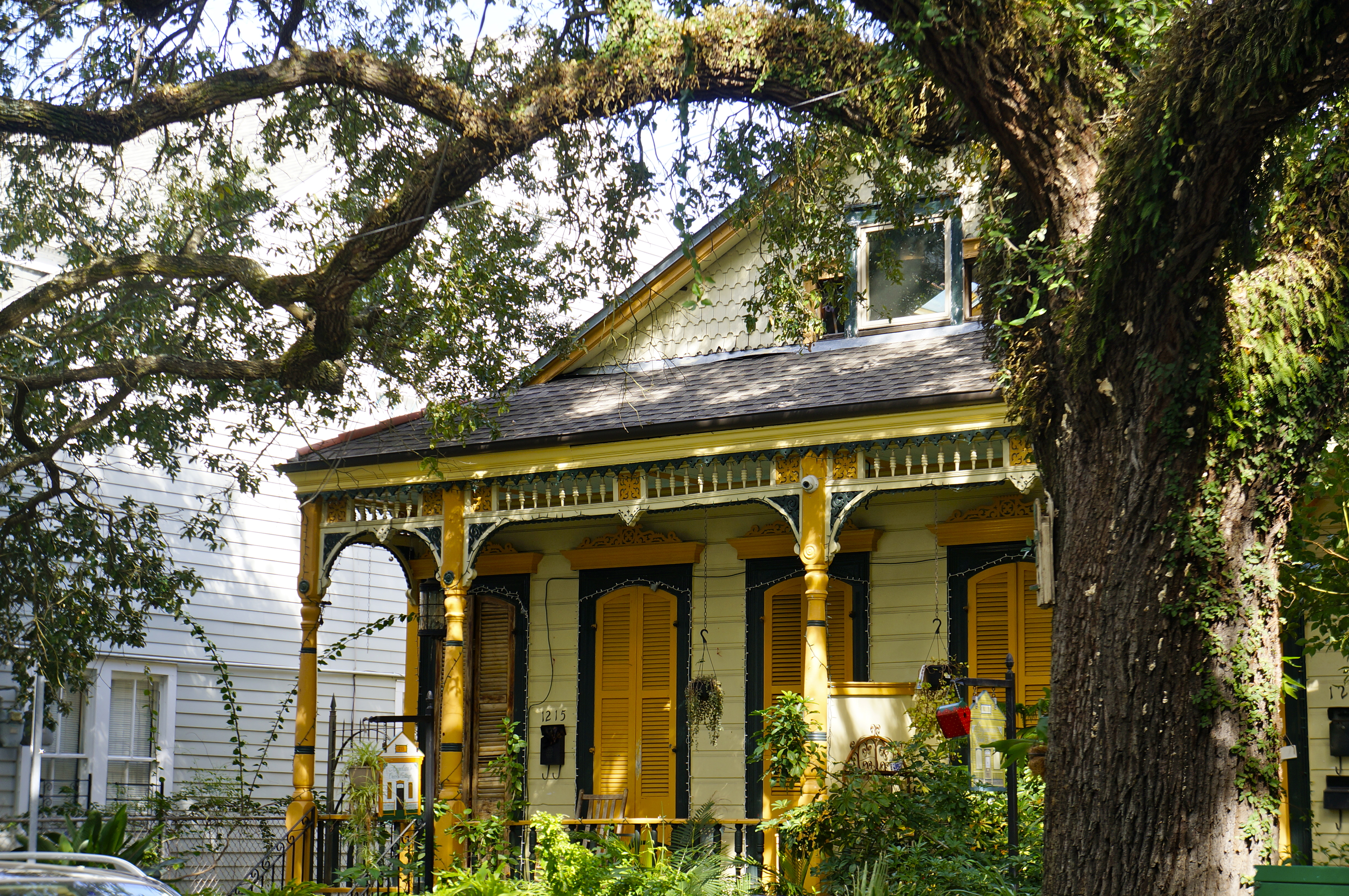 Manning House In New Orleans. Garden District. We Discovered That ...