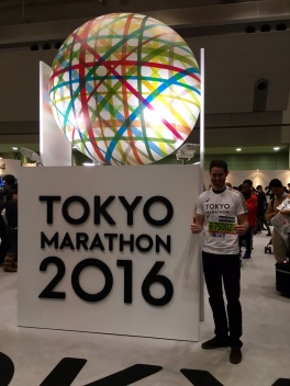 Tokyo -- Chris's 6th and final World Marathon ... COMPLETE!