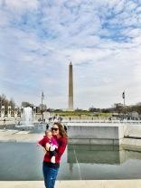 The World War II Memorial, Washington, D.C.