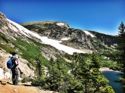 St. Mary's Glacier, CO