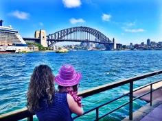 Sydney Harbour Bridge, Circular Quay, Sydney, Australia